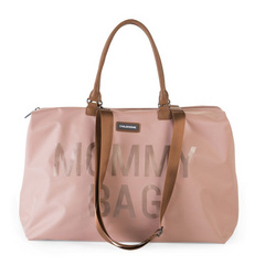 Mommy Bag Big Off Powder Pink