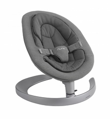Nuna Leaf Grow Bouncer - Granite