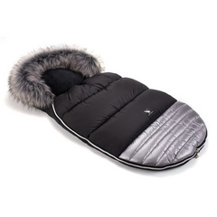 CottonMoose Footmuff - Black