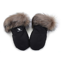 Handmuff Cottonmoose - Black