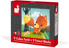 "Janod ""Kubkid"" kids blocks"