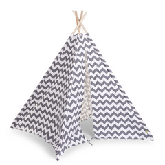 tipi tent childhome zigzag