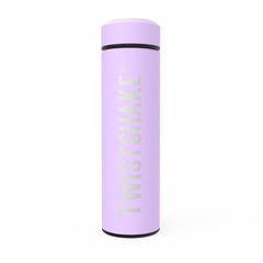 Hot or Cold - Twistshake® insulated bottle Pastel Purple