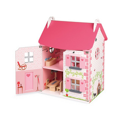 "Janod ""Mademoiselle"" doll house"