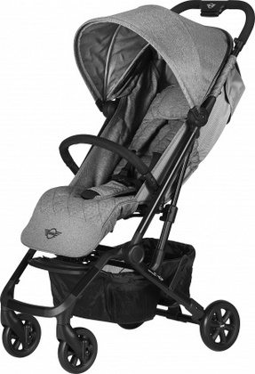 buggy MINI XS by Easywalker - Soho Grey