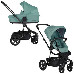 Stroller Easywalker Harvey 2 - Coral Green