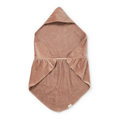 Hooded Towel Faded Rose - Elodie Details