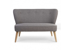 Double sofa Childhome - Grey