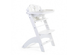 Childhome Lambda 3 grow chair - White