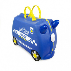 Trunki suicase Pery Policeman