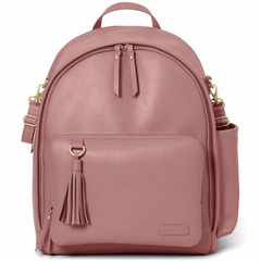 Greenwich Simply Chic Backpack Skip Hop - Dusty Rose