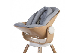 Seat cushion for Evolu Newborn seat Grey
