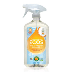 ECOS Spray Orange Plus Ready-to-Use All-Purpose Cleaner-Degreaser