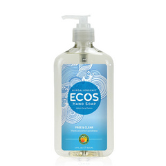 ECOS™ Hypoallergenic Hand Soap, Free & Clear