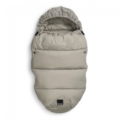 Light Down Footmuff Elodie - Moonshell