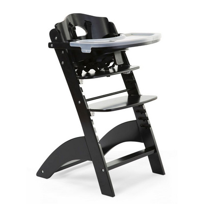 Childhome Lambda 3 grow chair - Black