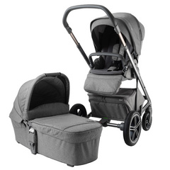 Stroller Nuna® Mixx 2019 + bassinet - Threaded Lim.Ed.