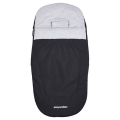 Footmuff Easywalker - Night Black