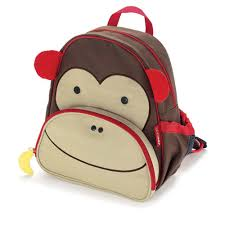 Skip Hop backpack Monkey
