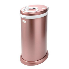 Ubbi Diaper Pail - Rose Gold deluxe edition