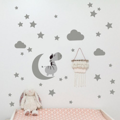 wall stickers baby nursery