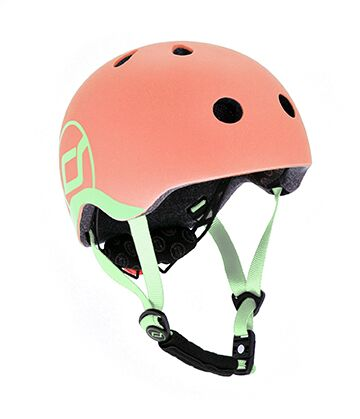 Children helmet Scoot&Ride Peach XXS-S