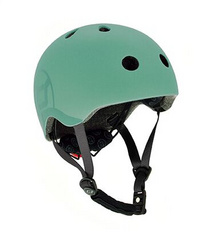 Children helmet Scoot&Ride Forest S-M