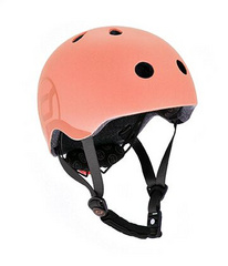 Children helmet Scoot&Ride Peach S-M