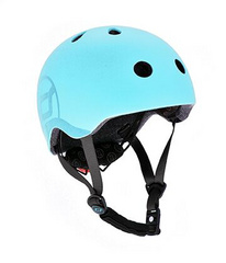 Children helmet Scoot&Ride Blueberry S-M
