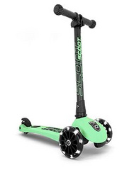 Scoot and Ride Highwaykick 3 LED - Kiwi
