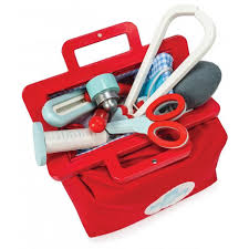 Le Toy Van / Toy Doctor's Medical Set