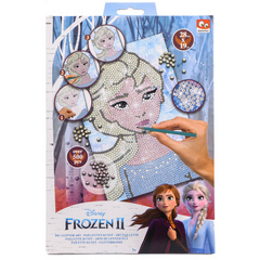 Disney Frozen Sequins Big Glitter Art