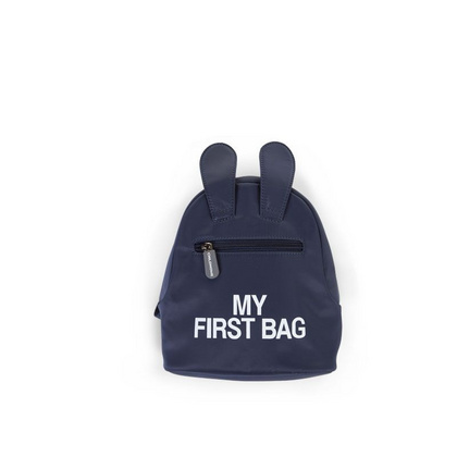 Childhome My First Bag children's backpack navy