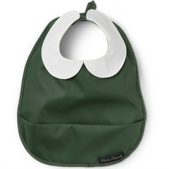 Elodie Details Baby Bib Valley Green