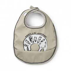 Baby Bib Elodie Kindness Cat