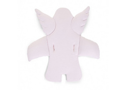 Childhome Angel universal seat cushion - jersey Old Pink