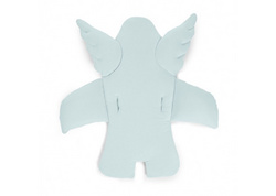 Childhome Angel universal seat cushion - jersey Mint Blue