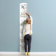 Wall stickers Yokodesign® - Height Measurement dinosaurs