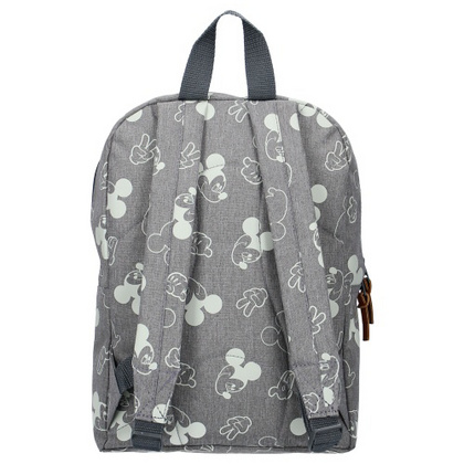 My Little Bag® Backpack Mickey Mouse All Together Grey