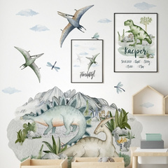 Wall stickers Yokodesign® dinosaurs