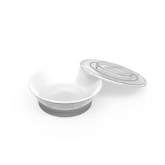 Twistshake bowl 520ml (6+m ) White