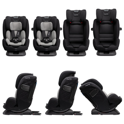 Nuna® Infant Car Seat Tres™ LX 0+/1/2/3 (0-36 kg) - Caviar