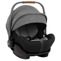 Nuna Arra safety seat 40-85cm, with base - Charcoal