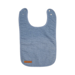 Bib Little Dutch - Pure Blue