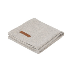 Swaddle Little Dutch 120x120 Pure Grey