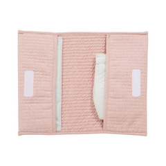 Nappy pouch Little Dutch - Pure Pink