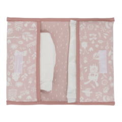 Nappy pouch Little Dutch - Adventure Pink