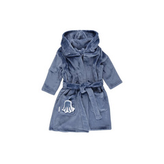 Baby bathrobe Little Dutch - Ocean Blue