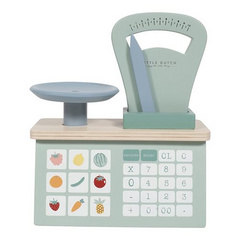 Wooden Scale Little Dutch