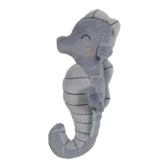 Rattle toy Seahorse Little Dutch - Ocean Blue